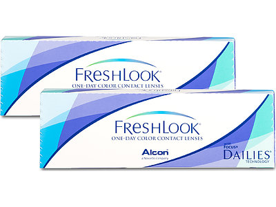 Freshlook Color 1 day (2x10)