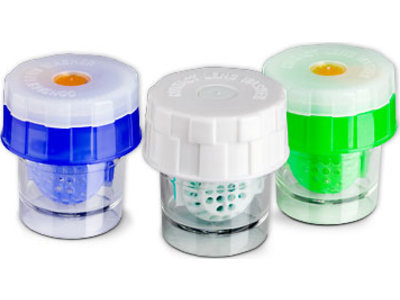 Kontaktlinsen Waschmaschine