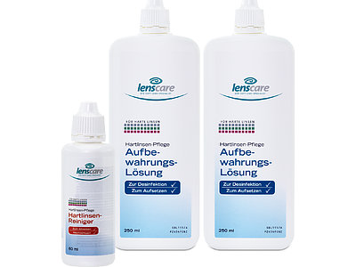 Hartlinsen Reinigungs-Set
