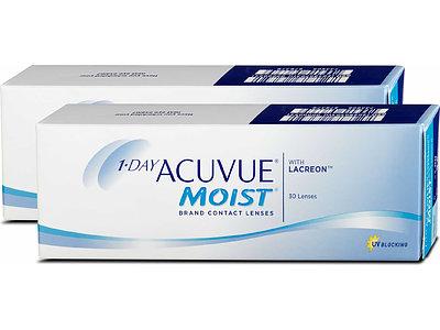 1-Day Acuvue Moist (2x30)